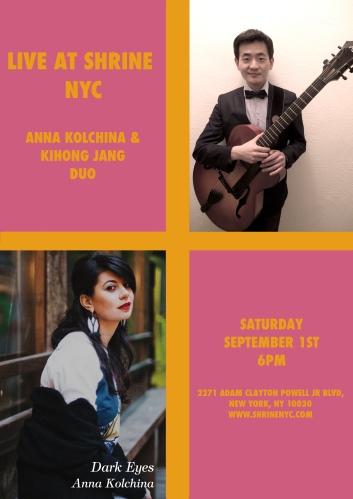 Shrine Anna Kihon Duo Poster